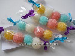 Сахарный скраб для лица и тела с эфирными маслами