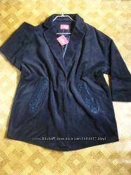 Стильное пальто, полупальто, кардиган Together - XL, XXL - новое