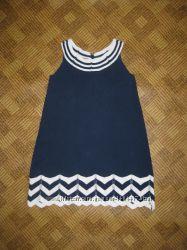 тёплое платье, сарафан - Baby Gap - возраст 4-5 лет