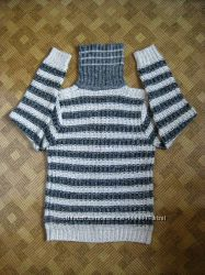 шерстяной свитер, кофта - размер S, M