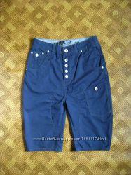 джинсовые шорты, чиносы Denim 73 - 32W - 48р.