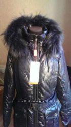 Фирменное пуховое пальто snowimage