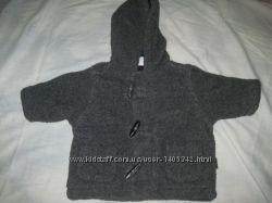 Теплая фирменная курточка на 3-6 мес