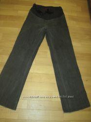 Женские джинсы для беременных р. S, на флисе