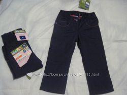 Новые брюки для девочек и мальчиков, термо, р. 86, 92 Lupilu