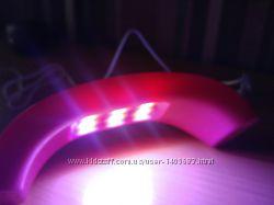 Лампа гибридная SUN mini USB 12W- 6 чипов по 12W