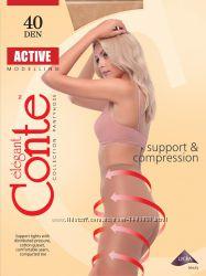 Колготки Conte ACTIVE 40 Natural по себестоимости. Акция