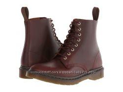 Кожаные ботинки Dr. Martens для женщин