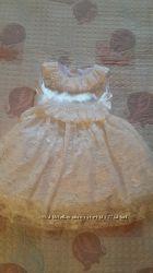 Нарядное детское платье. Пр-во Венгрия. Платье  F&F Британия.