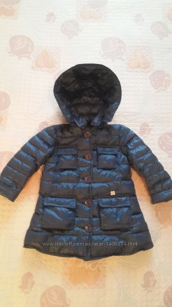 Куртка для девочки Blumarine baby Jeans  Италия  12 мес.
