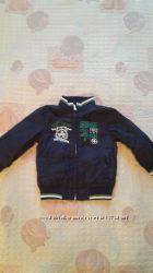 Куртка для мальчика Early days Англия 6-9 мес. Рост 74 см.