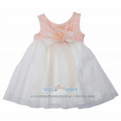 Нарядное детское платье для девочки Misse  Турция  3 года , 98 см.
