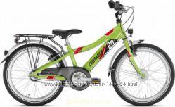 Двухколесный велосипед Puky Crusader 20-3 Alu 4561 kiwi от 6-9лет