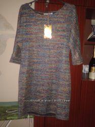 Платье теплое р. 44