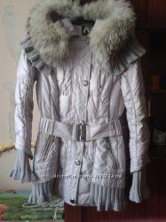 Пуховик куртка р. 46