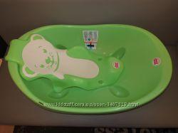 ванночка с горкой Ok baby laguna