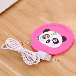 USB подогреватель для кружки Панда