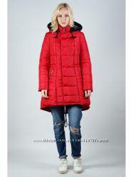 Зимняя молодежная женская куртка 86МП