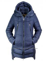 Зимняя молодежная женская куртка - парка 116Z
