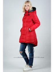 Зимняя молодежная женская куртка 86МП2