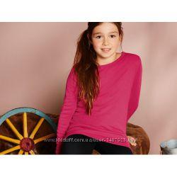 Термо - реглан розовый для девочки PEPPERTS Германия р. 146 152