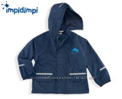 Непромокаемая курточка дождевик для мальчика р. 74, 80 Impidimpi Германия