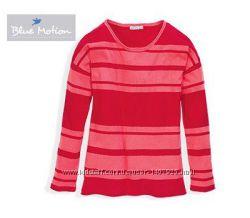 Женский свитер 100 хлопок р. L Blue Motion Германия