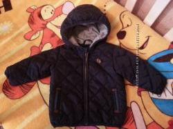 Стёганная  курточка для малыша р. 68