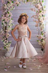 Коктейльные детские платья на прокат