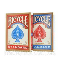 Карты для фокусов и покера Bicycle Standard