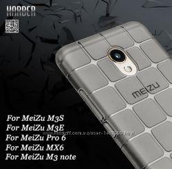 Чехол Harber original для Meizu Pro 6 M3s M3 mini M3 note.