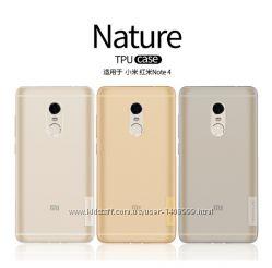 Чехол Nillkin Nature для Xiaomi Mi5 Redmi Note 4.