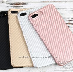 Чехол X-level Color Fiber для IPhone 7, IPhone 7 Plus.
