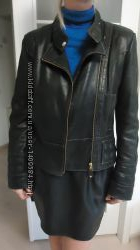 Куртка женская косуха из натуральной кожи.