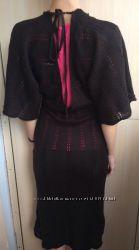 Скидки Платье ажурной вязки Morgan Франция