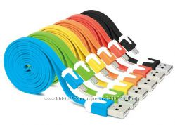 Кабель USB - micro USB шнур питания