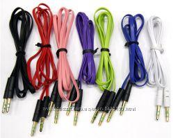Аудио кабель AUX 3. 5мм-3. 5мм