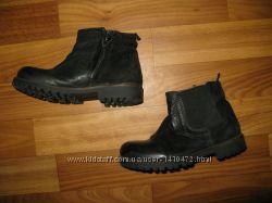фирменная демисезонная обувь мальчику р 22-30