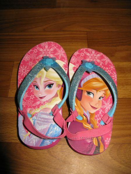 кроксы и вьетнамки девочке