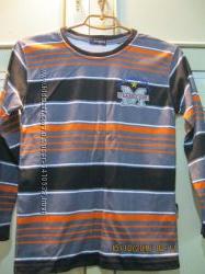 Реглан, футболка с длинным рукавом рост 158 см