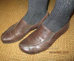 Туфли осень-весна на уставшие ножки