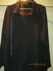 Новый реглан женский коттон 54 размера