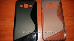 Силиконовй ТПУ чехол для Samsung Galaxy A3 A300