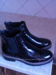 Ботинки 38р deichmann