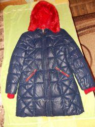 Зимний пуховик 50-52 размер