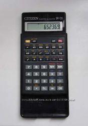 Калькулятор инженерный Citizen SR - 135 для научных расчётов