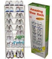 Органайзер стойка полка для обуви Amazing shoe rack