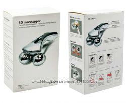 Ручной лифтинг - массажер для лица и тела 3D MASSAGER