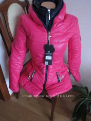 Женская куртка демисезон размер s