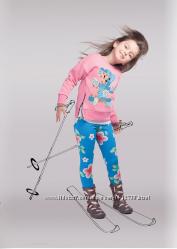 Детский утеплённый джемпер Пэчворк розовый для девочки